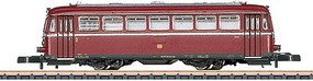 Marklin Class VS 98 Cab Control Car German Federal Railroad DB (Era III, red) - Z-Scale