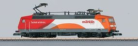 Marklin Class 120.1 Standard DC German Railroad DB AG Z Scale Model Train Electric Locomotive #88526