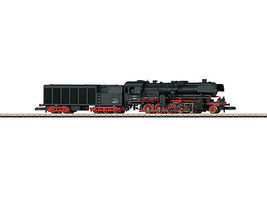 Marklin DB class 52 Heavy Freight Loco Z Scale Model Train Steam Locomotive #88830