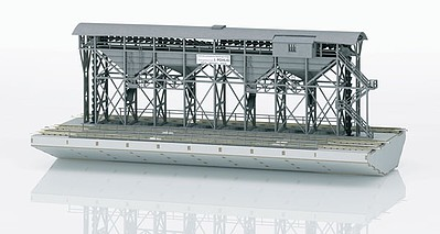 Marklin Large Coaling Station - Z-Scale