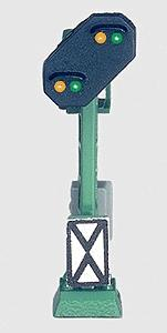 Marklin, Inc Mini-Club Signal - Semaphore Distant -- Z Scale Model Railroad Trackside Accessory -- #89390