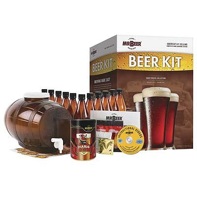mr beer craft brews collection beer kit beer and cider. Black Bedroom Furniture Sets. Home Design Ideas