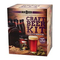 Beer Mr. Beer Long Play Session IPA Craft Beer Cmpl Ki