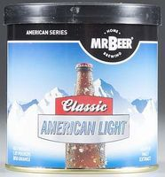 Beer Mr. Beer Classic American Light Refill Beer and Cider Brewing Kit #60950