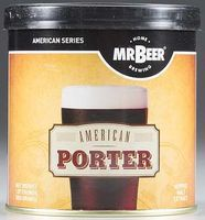 Beer Mr. Beer American Porter Refill Beer and Cider Brewing Kit #60953