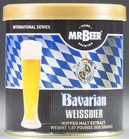 Beer Mr. Beer Bavarian Weissebier Refill Beer and Cider Brewing Kit #60963