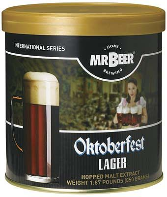 Mr. Beer Mr. Beer Octoberfest Lager Refill -- Beer and Cider Brewing Kit -- #60964