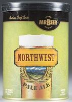 Beer Mr. Beer Northwest Pale Ale Refill Beer and Cider Brewing Kit #60976