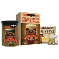 Beer Mr. Beer Churchills Nut Brown Ale Refill