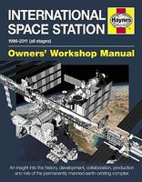 Motorbooks International Space Station Owners Workshop Manual (Hardback) Model Instruction Manual #2189