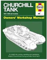 Motorbooks Churchill Tank 1941-1956 Owners Workshop Manual (Hardback)