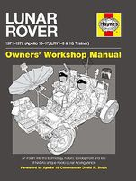 Motorbooks Lunar Rover 1971-1972 Owners Workshop Manual (Hardback) Model Instruction Manual #2677