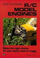 Motorbooks How to Choose R/C Model Engines (D)