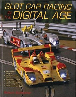 Motorbooks International Slot Car Racing in the Digital Age -- Model Instruction Manual -- #32351