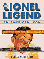 Motorbooks The Lionel Legend An American Icon (Hardback) Model Instruction Manual #34829