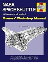 Motorbooks NASA Space Shuttle 1981 Onwards Owners Workshop Manual Model Instruction Manual #40769