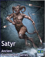 Master-Box 1/24 Ancient Greek Satyr (New Tool)