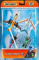 Matchbox Matchbox Sky Buster Flight Pack (4) Diecast Model Airplane #47311