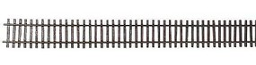 Micro-Engr Weathered Flex Track(TM) 3' Code 83 Rail Model Train Track HO Scale #12104