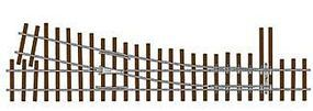 Micro-Engr Flex Track Turnouts Code 83 #5 Right Hand N/S Model Train Track On30 Scale #14404