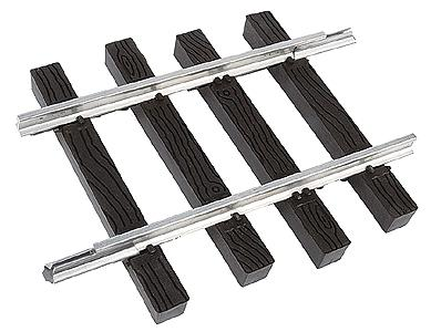 Micro-Engr G-Trak Straight Track Code 250 Aluminum Rail Model Train Track G Scale #22054