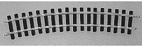 Micro-Engr (bulk of 12) Bulk of 12 G Trak Curved Code 250 Aluminum Rail 4 Radius Model Train Track G Scale #22104
