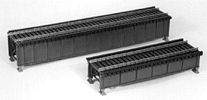 Micro Engineering Deck Girder Bridge w/Open Deck Kit 50' -- Model Train Bridge -- HOn3 Scale -- #75503