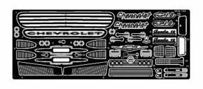Model-Car-Garage 1960 Fleetside Pickup Truck Detail Set for AMT Plastic Model Accessory Kit 1/25 Scale #2150