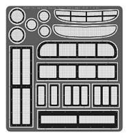 Model-Car-Garage 2000-2001 Monte Carlo Stock Car Grille & Duct Plastic Model Accessory 1/24-1/25 Scale #2199