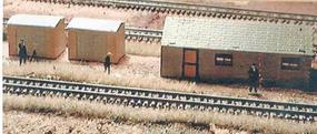 Micro-ArtMicron Yard buildings 3/ - Z-Scale (3)