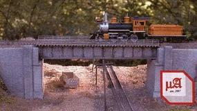Micro-ArtMicron Deck Box Girder Bridge - Z-Scale