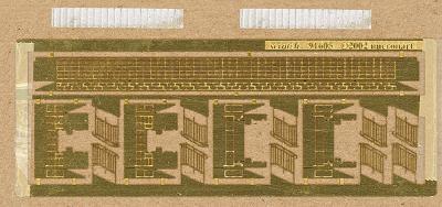 Loading Dock Masonry Z Scale Mcr91605 Micro Artmicron
