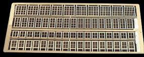 Window Pane Combos Kit - N-Scale