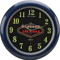 Micro-Structures Las Vegas Neon Desk Top Clock Office Supply #1350