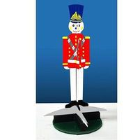 Micro-Structures 3D ANIMATED TOY SOLDIER