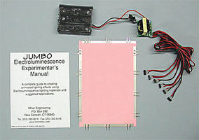 Micro-Structures Jumbo EL Experimenters Kit HO Scale Model Train Accessory #2504