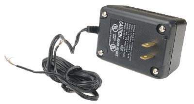 Micro Structures AC Power Adaptor (4.5 Volts) Runs up to 10 Signs -- Model Railroad Electrical Accessory -- #4803
