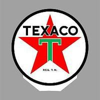 Micro-Structures TEXACO ROTATING SIGN O Scale Model Railroad Sign #55010