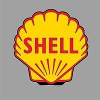 Micro-Structures SHELL ROTATING SIGN O Scale Model Railroad Sign #55020