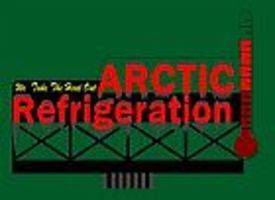 Micro-Structures Arctic Refrigeration Large Animated Neon Billboard Kit Model Railroad Accessory #9581