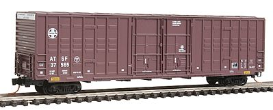 Micro Trains Berwick 60 Excess Height Waffle Side Double