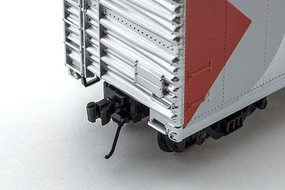 Micro-Trains True-Scale Cplr Shrt 10pr - N-Scale