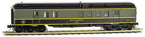 Micro-Trains 60 Railroad Post Office Canadian National #7774 N Scale Model Train Passenger Car #14000150