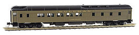 Micro-Trains Heavyweight 10-1-2 Sleeper Southern Pacific N Scale Model Train Passenger Car #14100070