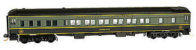 Micro-Trains 21-1 Heavyweight Sleeper Canadian National N Scale Model Train Passenger Car #14200150