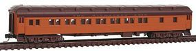 Micro-Trains Pullman Heavyweight 28-1 Parlor Milwaukee Road N Scale Model Train Passenger Car #14300120