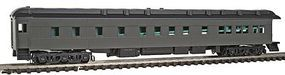 Micro-Trains Pullman Heavyweight 3-2 Observation UNdecorated N Scale Model Train Passenger Car #14400001