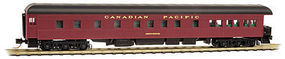 Micro-Trains 3-2 Observation Canadian Pacific Assiniboine N Scale Model Train Passenger Car #14400085