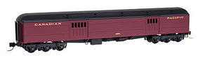 Micro-Trains 70 Baggage Car Canadian Pacific #4554 N Scale Model Train Passenger Car #14700080