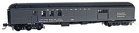 Micro-Trains 70 Heavyweight Baggage-Mail CB&Q #1923 N Scale Model Train Passenger Car #14800030